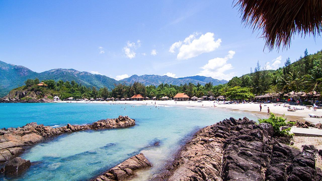 Bãi biển Nhũ Tiên dành riêng cho Diamond Bay City